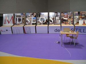 Cremial - Diseño y Montaje de Stand en Exposiciones, Ferias, Eventos y Congresos - Feria AR&PA 2012 Valladolid