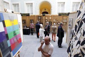 Cremial - Diseño y Montaje de Stand en Exposiciones, Ferias, Eventos y Congresos - Salón del Coleccionista Dibujo y Estampa 2016 - Gabinete