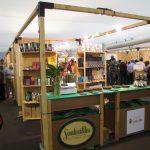 Cremial - Diseño y Montaje de Stand Ecológico Modular - Chocolates Valor