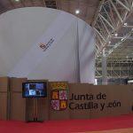 Diseño Stand, Junta Castilla y León Ar&pa , Montaje de Stand de diseño Libre Cremial