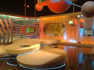 Servicios Complementarios Cremial - Diseño y Montaje de Platos de Televisión - Vaya Tropa - Plató Cuatro TV