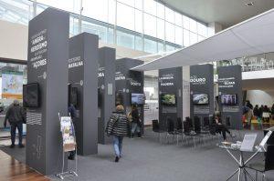 Cremial - Diseño y Montaje de Stand en Exposiciones, Ferias, Eventos y Congresos - Feria AR&PA 2016 - Universidad de Coimbra