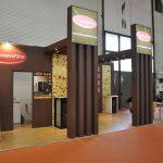 Diseño Stand, Expobiomasa, Montaje de Stand de diseño Libre Cremial