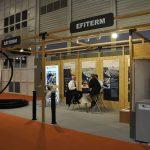 Cremial - Diseño y Montaje de Stand Ecológico Modular - Feria Expobiomasa 2014