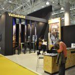 Diseño Stand, Junta Castilla y León, Feria Intur , Montaje de Stand de diseño Libre Cremial