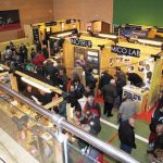 Cremial - Diseño y Montaje de Stand Ecológico Modular - Feria de la Trufa Soria
